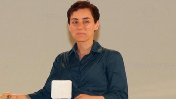 Maryam Mirzakhani Iranian Math Genius At Stanford