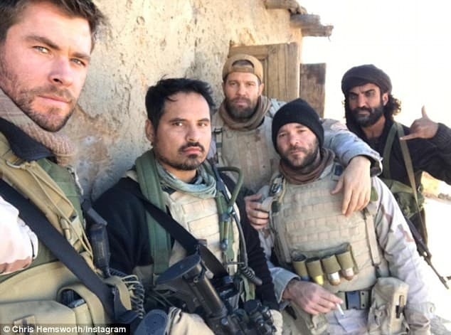 The film is based off a book that follows a U.S. special forces team and their captain as they are dispatched into the mountainous region of Afghanistan in ...