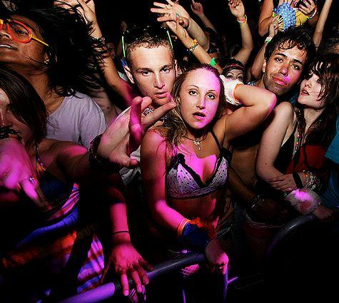 the influence of rave and drugs • drugs and alcohol disrupt your first three  a dance rave read  stimulants and depressants also influence many observing their effects on.
