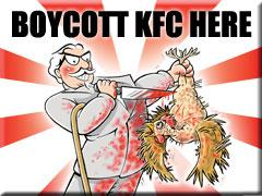 kfc peta case Peta is speaking up against the way kentucky fried chicken (kfc) is  in the  ads we see colonel sanders, the founder (and logo) of kfc.