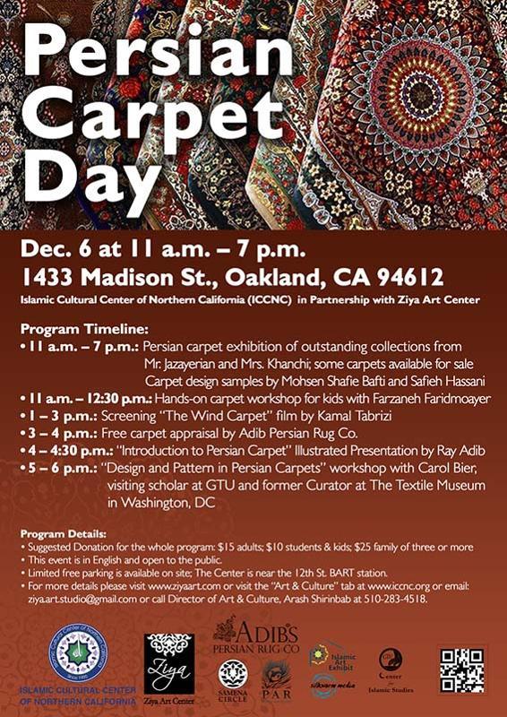 Persian Carpet Day Oakland Ca Kodoom