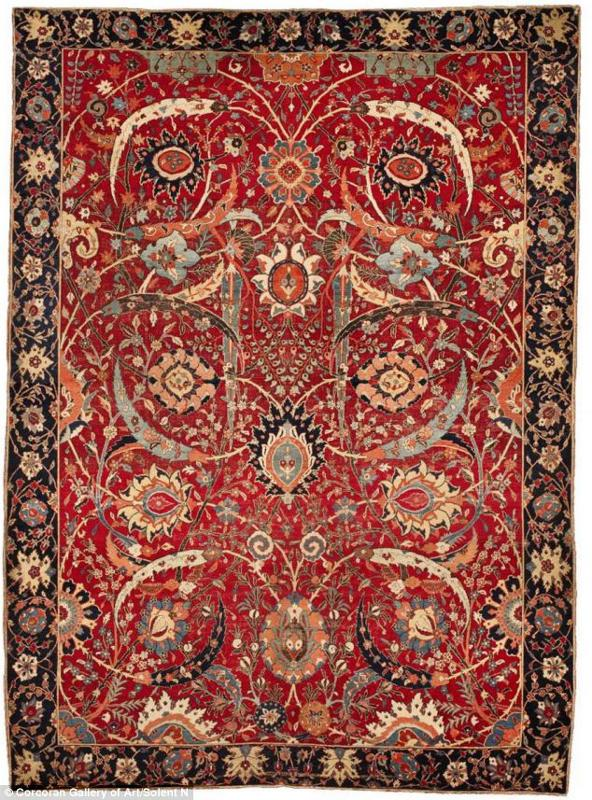 Most Iconic Persian Rug May Fetch 8 Million In New York
