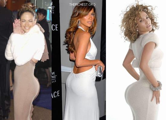 Jennifer Lopez Butt Surgery 7