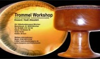 Hadi Alizadeh Rahmentrommel daf Workshop