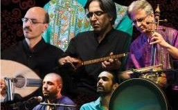 Parisa & Dastan Ensemble Live in concert for first time in Houston, Texas
