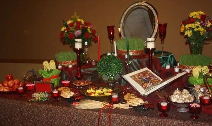جشن سالانه نوروزی دانشجویان ایرانی