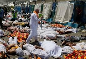 عربستان سعودی: ۵۴ حاجی تاکنون فوت کردهاند، هیچ کدام ایرانی نیستند