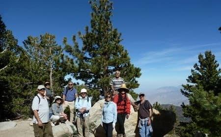 Hike at Palm Spring, San Jacinto Peak