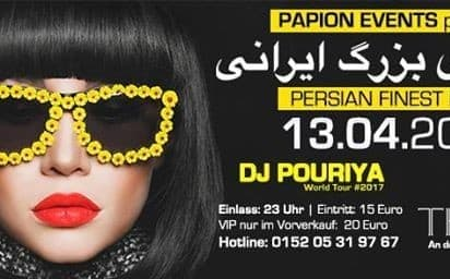 Persian Finest Party