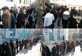 تمدید زمان رایگیری برای انتخابات تا ساعت ۲۰
