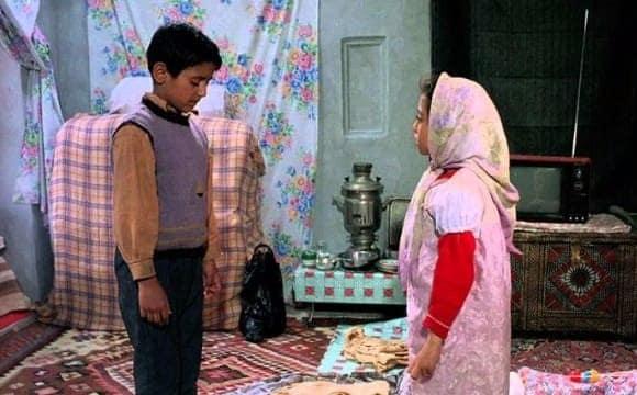 نمایش فیلمبچه های آسمان از مجید مجیدی به مناسبت بیستمین سالگرد