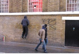 In Pictures: Mark Jenkins' creative sculptures in urban street battlegrounds!