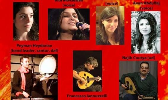 جنگ و صلح: کنسرت موسیقی اصیل ایرانی و عراقی