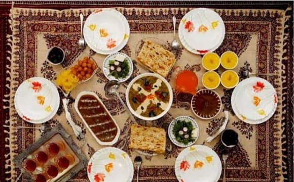 Persian Edition Dining