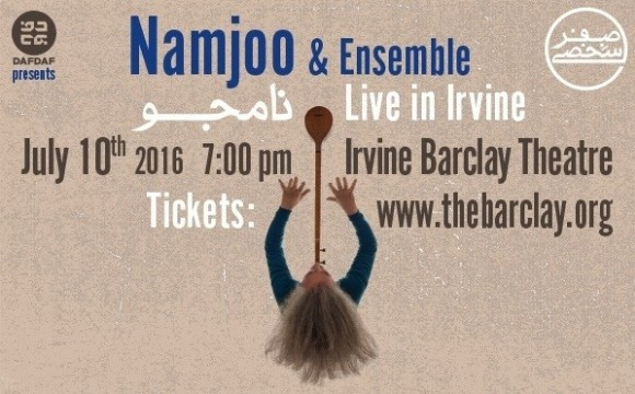 Mohsen Namjoo and Ensemble Live in Concert