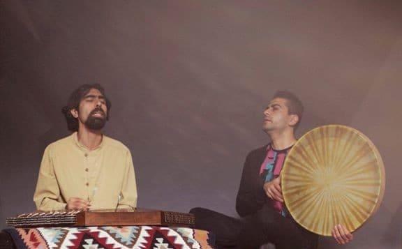 کنسرت موسیقی سنتی ایرانی با فرشاد صنعتی و فردین عباسی