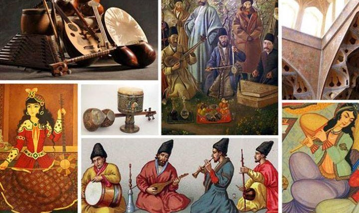 Persian Music Concert with Orkideh Music Group