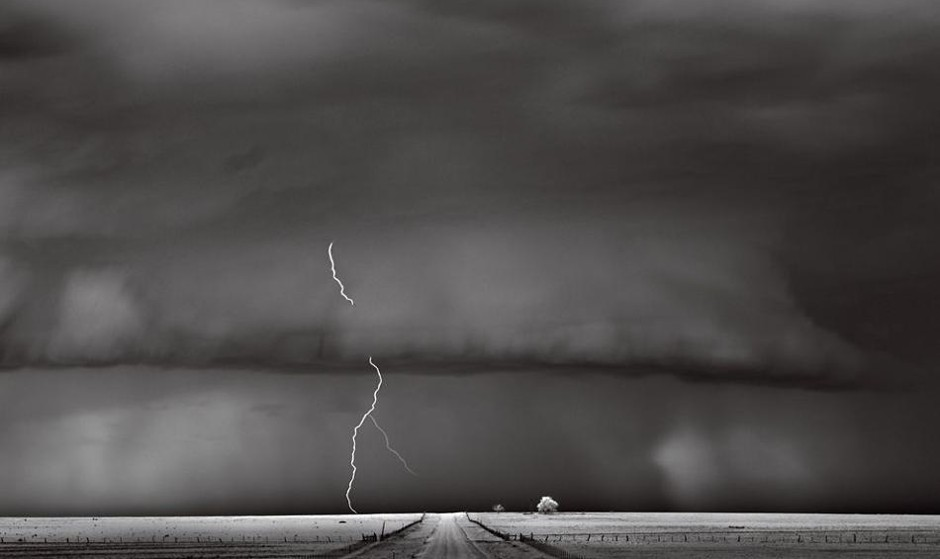 تصاویر باورنکردنی و واقعی از طوفانها