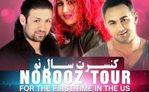 Nowruz Concert with Elcid, DJ Maryam & Shirzad