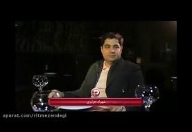 چگونگی بچه دار شدن جزایری در زندان  و علت دعوای با رشیدی پور