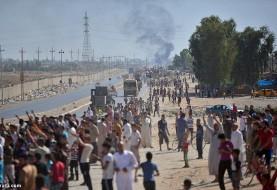 حکومت نظامی شبانه در کرکوک پس از ورود ارتش عراق، کشته شدن ۱۰ پیشمرگه/ نیروهای دولتی عراق کردها را دور زدند و سنجار را هم گرفتند
