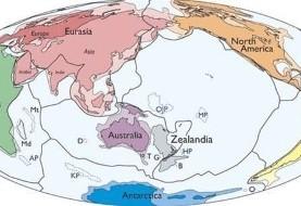 هشتمین قاره جهان کشف شد