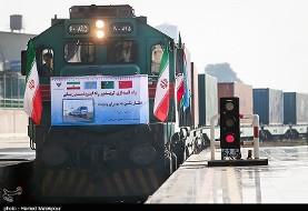 قرارداد ۱.۷ میلیارد دلاری برقیشدن راهآهن تهران-مشهد با چین