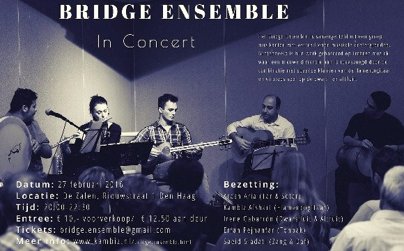Bridge Ensemble in Concert