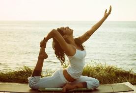 تاثیر یوگا در بهبود افسردگی