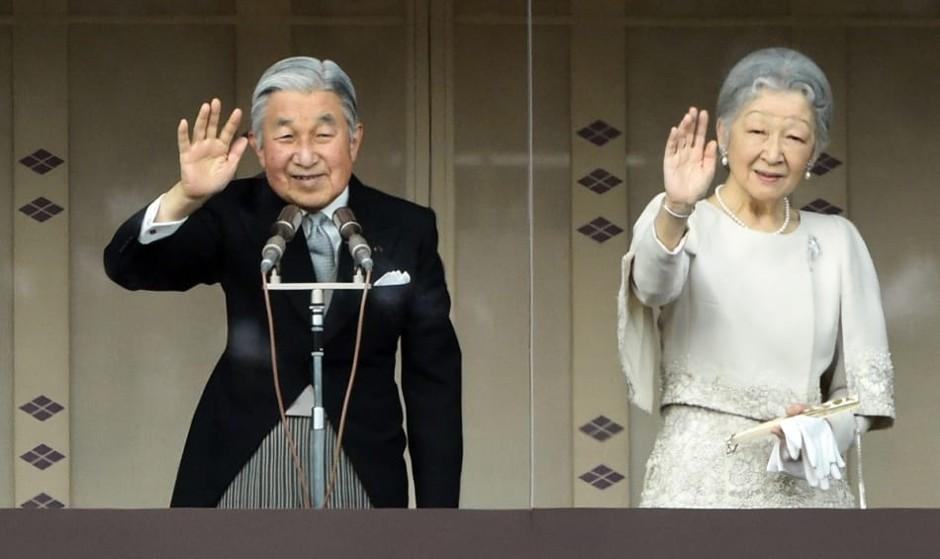 برای اولین بار امپراتور ژاپن کنارهگیری کرد، دولت تصویب