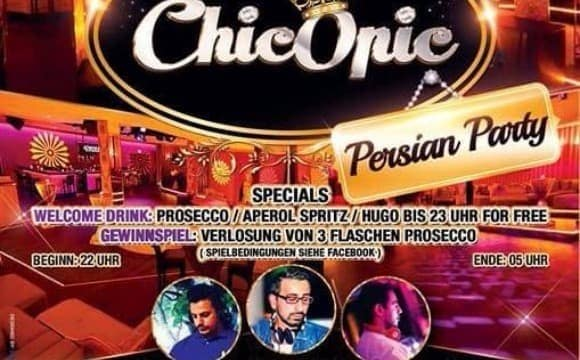 ChicOpic Persian Party