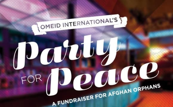 Omeid International's Party for Peace
