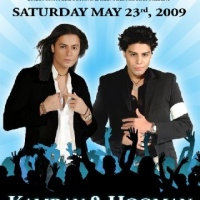 Kamran & Hooman Concert in Ottawa