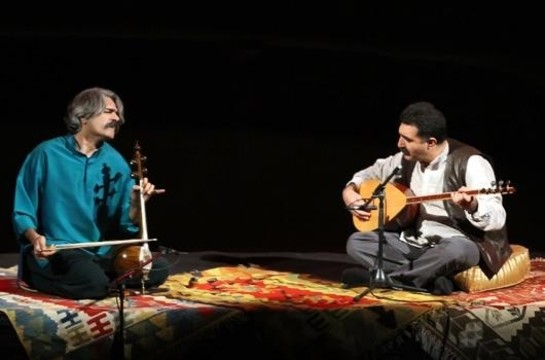 Kayhan Kalhor, Erdal Erzincan: Persian and Turkish Improvisations
