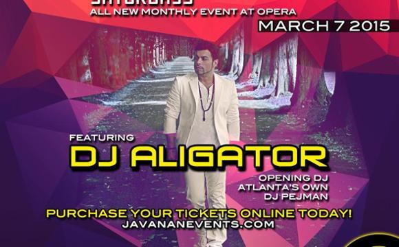 DJ Aligator Live in Atlanta