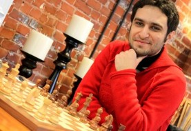 پیروزی مرادی ابدی بر استاد بزرگ شطرنج آمریکا در مسابقات سن لوییز
