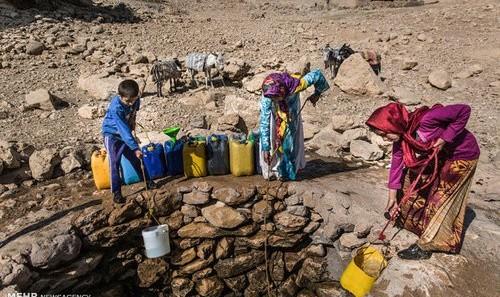 قرن ۲۱ در مازهلیر کهگیلویه وبویراحمد: بدون آب، برق، گاز، بهداشت و خطوط ارتباطی +عکس
