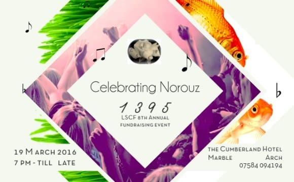 Norooz 1395 Gala in London