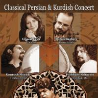 Persian & Kurdish Music Concert with Maestro Ali Akbar Moradi