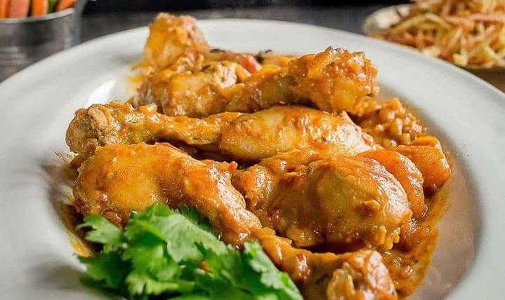 Drop-In Dinner: Parsi Cuisine of Bombay by Abeda Oturkar