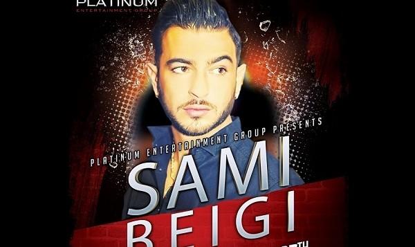 کنسرت سامی بیگی