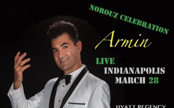 Norooz 2015 with Armin