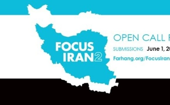 Focus Iran 2: Open Call For Artists