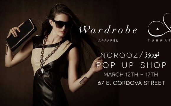 Norooz Celebration and Pop Up Shop!