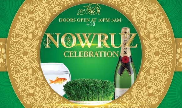 Nowruz Celebration at Berri - Montreal