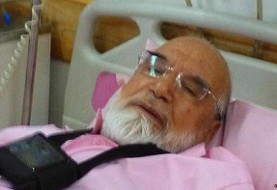 Mehdi Karrubi on hunger strike