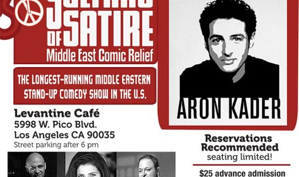 Sultans of Satire Comedy Show