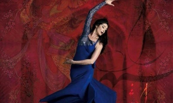 Persian Dance Workshop with Shahrzad Khorsandi