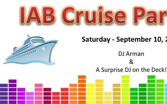 IAB Cruise Party with DJ Arman