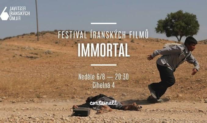 Festival íránských filmů: Immortal